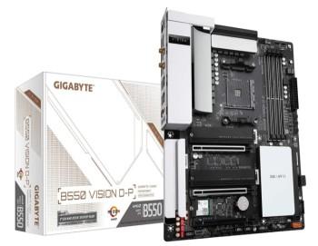GIGABYTE B550 Vision D-P