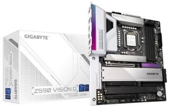 GIGABYTE Z590 VISION G