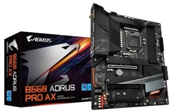 Gigabyte B560 AORUS Pro AX Motherboard