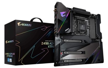 Gigabyte Z490 AOUS Extreme Motherboard