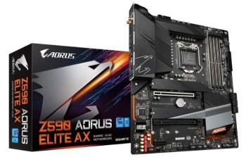 Gigabyte Z590 AORUS Elite AX Motherboard