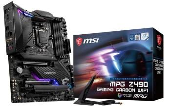MSI MPG Z490 Gaming Motherboard