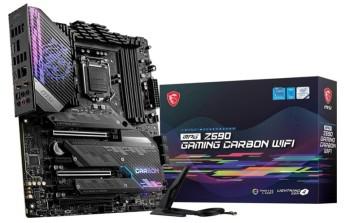 MSI MPG Z590 Gaming Motherboard