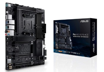 ASUS AMD PRO WS X570-Ace