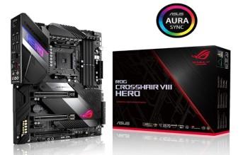 ASUS ROG X570 Crosshair VIII Hero
