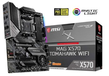 MSI MAG X570 Tomahawk Wi-Fi Motherboard