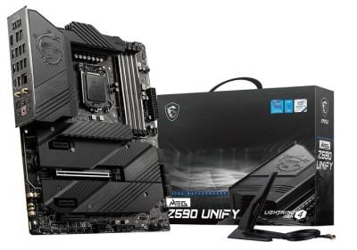 MSI MEG Z590 Unify Gaming Motherboard