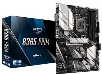 ASROCK MB B365 PRO4
