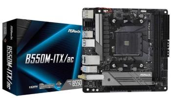 ASRock B550M-ITX Motherboard