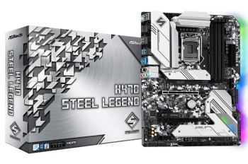 ASRock H470 Steel Legend