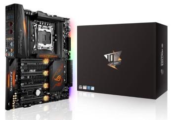 ASUS X99 EATX Motherboard