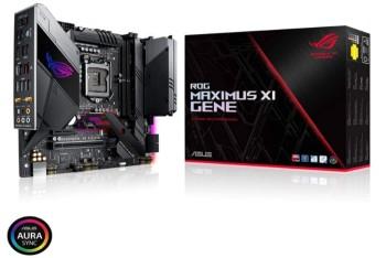 Asus ROG MAXIMUS XI Gene Z390 Motherboard