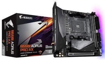 Gigabyte B550I AORUS Pro AX MAB Motherboard