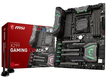 MSI Enthusiast Gaming Motherboard