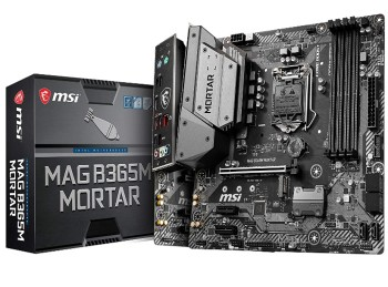 MSI Intel B365 Mortar