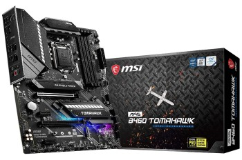 MSI MAG B460 Tomahawk Gaming Motherboard