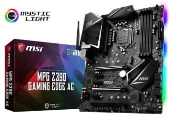 MSI MPG Z390 Gaming Edge AC Motherboard