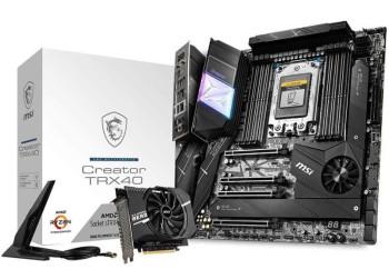 MSI Creator TRX40 Motherboard